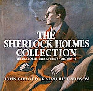 Sherlock Holmes Collection. Vol. 1-4 original soundtrack
