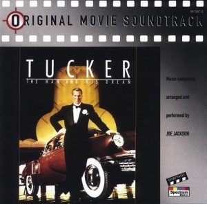 Tucker: The Man and his Dream original soundtrack