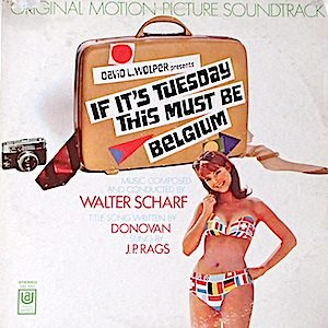 If It's Tuesday. This Must Be Belgium original soundtrack