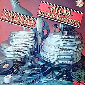 Film Blockbusters: John Scott & his orchestra original soundtrack