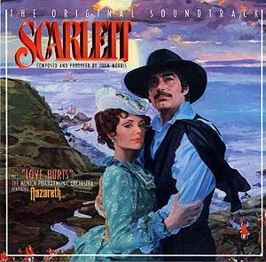 Scarlett original soundtrack