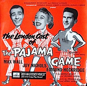 Pajama Game original soundtrack