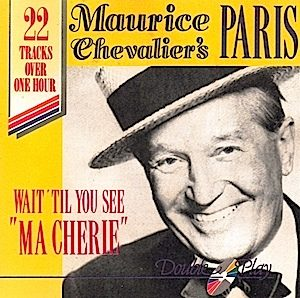 "Wait Til You See ""Ma Cherie"" original soundtrack"