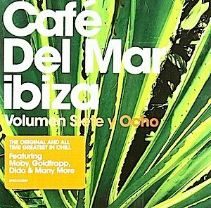 Cafe del Mar: Volumen Siete y Ocho original soundtrack