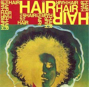 Hair: London Cast original soundtrack