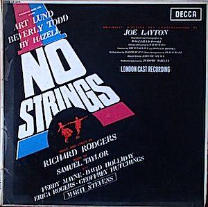 No Strings: original London cast original soundtrack
