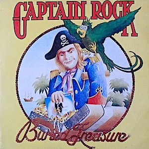 Captain Rock: Buried Treasure original soundtrack