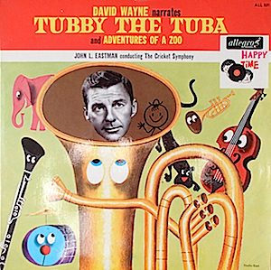 Tubby the Tuba & Adventures of a Zoo original soundtrack