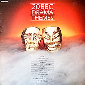 20 BBC Drama Themes original soundtrack