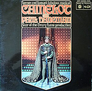 Camelot: 1967 Drury Lane Cast original soundtrack