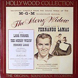 Merry Widow original soundtrack