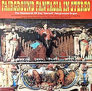 Fairground Fantasia in Stereo original soundtrack