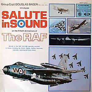 Salute In Sound: 50th Anniversary Of The R.A.F. original soundtrack