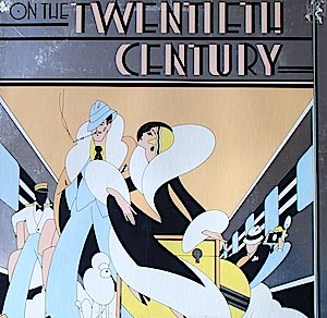 On The Twentieth Century original soundtrack