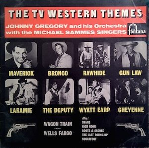 TV Western Themes original soundtrack