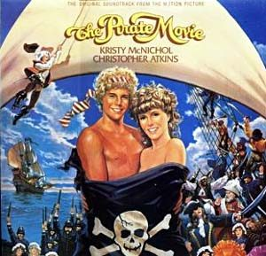 Pirate Movie original soundtrack