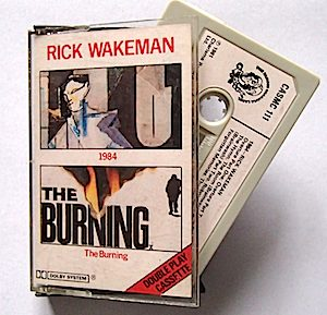 1984 + The Burning original soundtrack