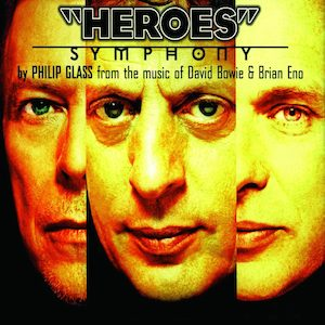 """Heroes"" Symphony original soundtrack"