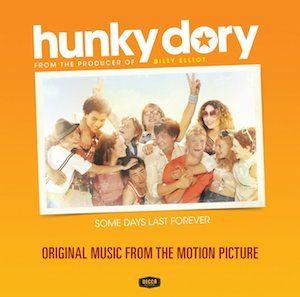 Hunky Dory original soundtrack