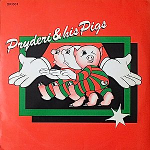 Pryderi & His Pigs: Welsh Arts Council original soundtrack