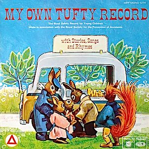 My Own Tufty Record original soundtrack