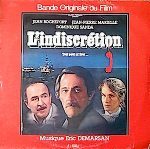 Indiscretion original soundtrack