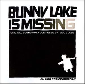 Bunny Lake is Missing original soundtrack