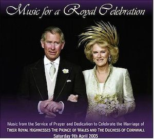 Music for a Royal Celebration original soundtrack