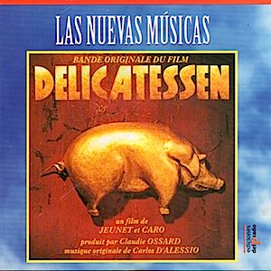Delicatessen original soundtrack