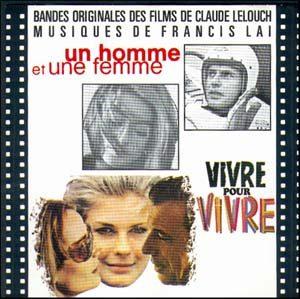 Homme et une Femme / Vivire por Vivire original soundtrack
