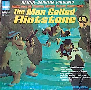 Fred Flintstone - The Man Called Fintstone original soundtrack