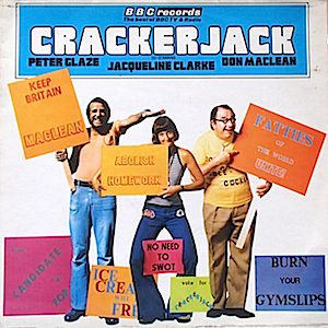 Crackerjack original soundtrack