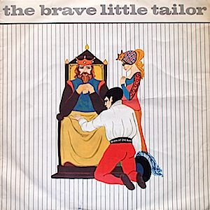 Brave Little Tailor original soundtrack