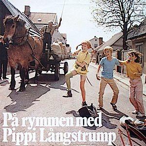 Pippi Longstocking - På Rymmen Med Pippi Långstrump original soundtrack