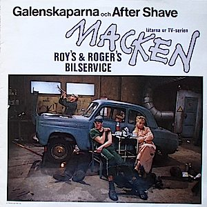 Macken: Roy's & Roger's Bilservice original soundtrack