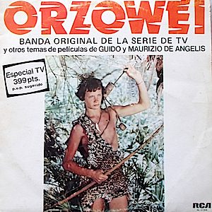 Orzowei original soundtrack