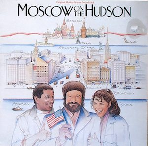 Moscow on the Hudson original soundtrack