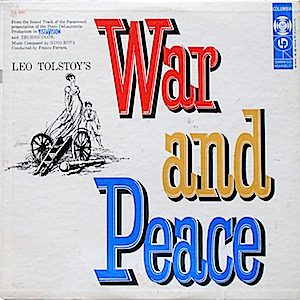 War and Peace original soundtrack