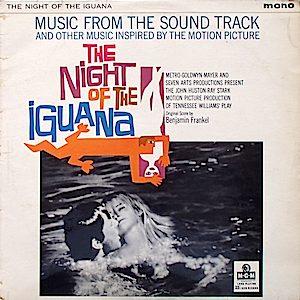 Night of the Iguana original soundtrack