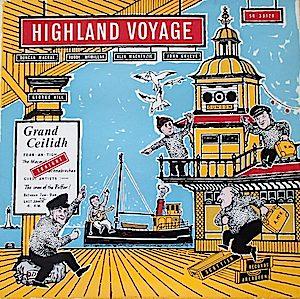 Highland Voyage original soundtrack