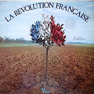 Revolution Française: Rock Opera original soundtrack