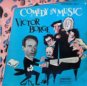 Comedy in Music: Victor Borge original soundtrack