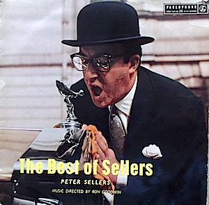 Best of Sellers: Peter Sellers original soundtrack