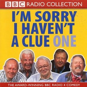 I'm Sorry i Haven't a Clue 1 original soundtrack