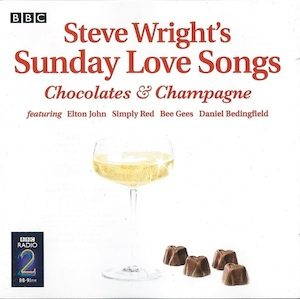 Steve Wright's Sunday Love Songs original soundtrack