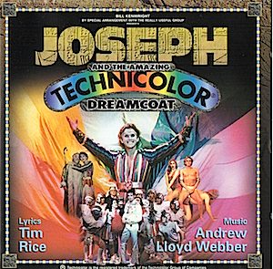 Joseph and the amazing technicolor dreamcoat: Technicolor Cast original soundtrack