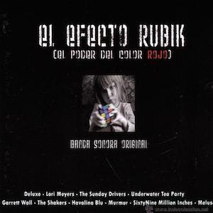 Efecto Rubik (el poder del color rojo) original soundtrack