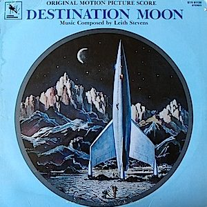 Destination Moon original soundtrack