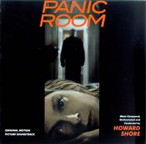 Panic Room original soundtrack