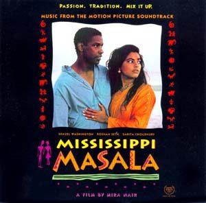 Mississippi Masala original soundtrack